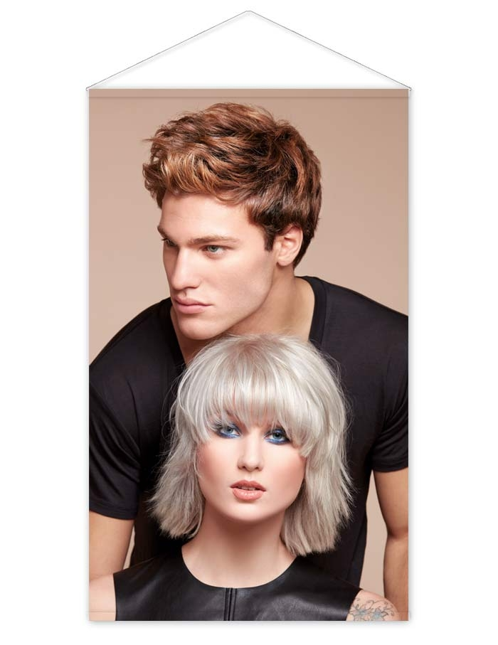 Banner FC532 couple hairdressing