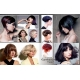 Woman hair book hairdressing PFH13