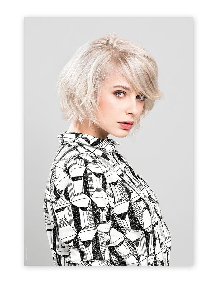 Poster coiffure femme 1000