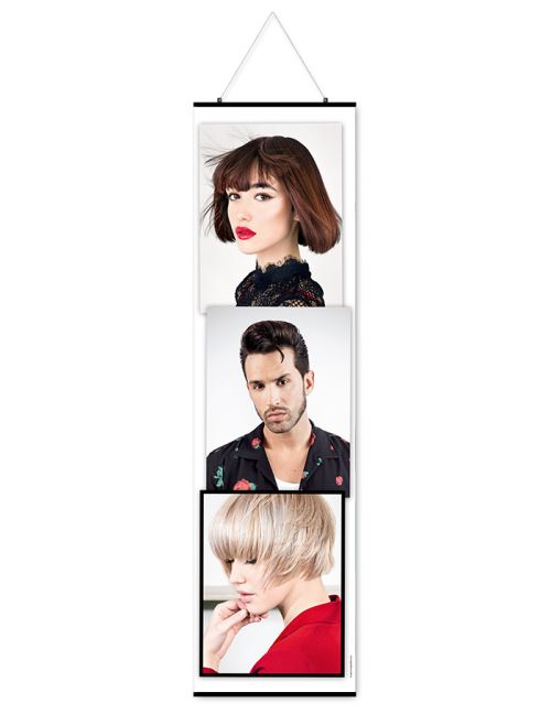 Banner photo hairdressing couple BT144