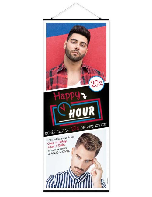 Evenementiel coiffure happy hour BA330