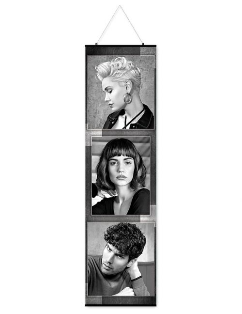 Banner photo hairdressing couple BT147